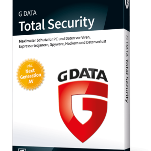 G-Data Total Security